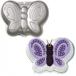 Wilton Butterfly Cake Pan