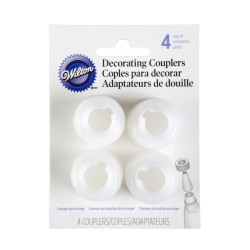 Wilton 4 Pack Standard Coupler