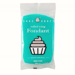 Cake Craft Fondant 250g - Electric Blue (Best Before 1/3/19)