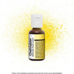 Chefmaster Airbrush Colour - Canary Yellow