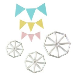 FMM Easy Bunting Cutter Set