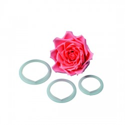 FMM Large Rose Petal Cutter Set