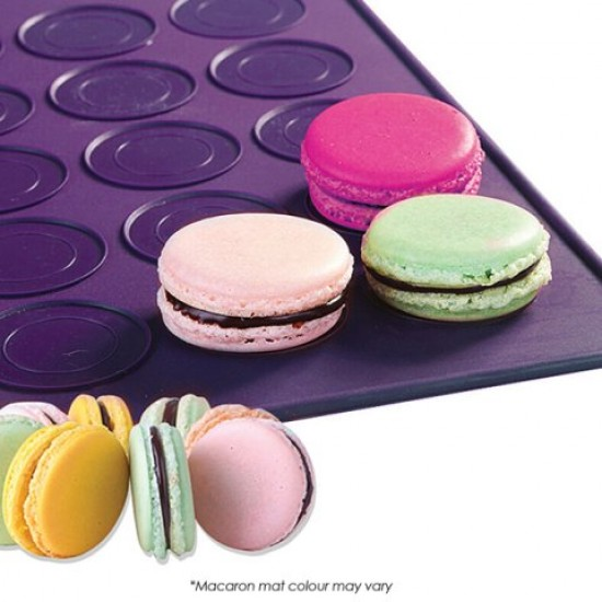Silicone Macaron Mould Mat