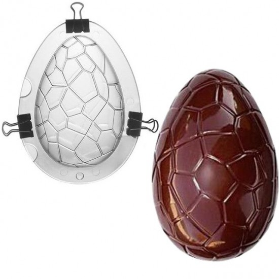 Polycarbonate Cracked Easter Egg Mould