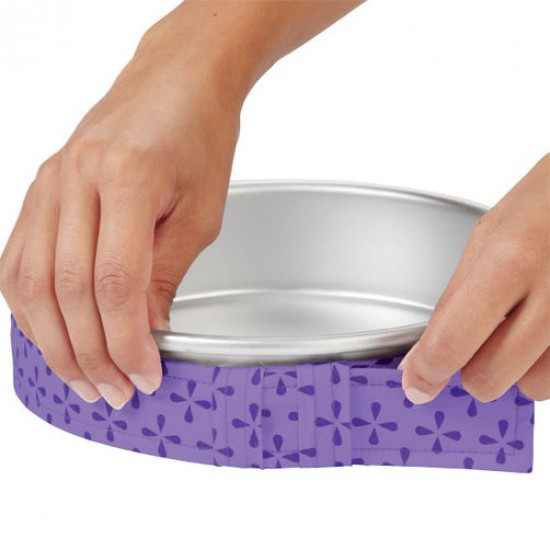 Wilton 2pc Bake Even Strip Set
