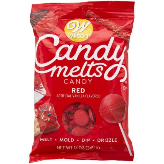 Wilton Candy Melts - Red